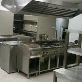 2012 - Shusi Time - Businec centrum Bratislava - kompletné  zariadenie kuchyne a chladenie