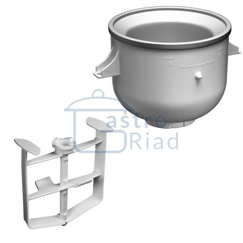 Zobraziť tovar: Zmrzlinovač Kitchen Aid, 5KICA