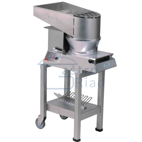Zobraziť tovar: Krájač zeleniny, 2 rýchl. automat, 700kg/h, podstavec, TR-260