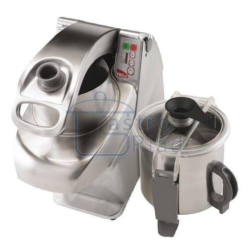 Zobraziť tovar: Krájač zeleniny+ 4,5 l kuter 500kg/h, TRK-45VV