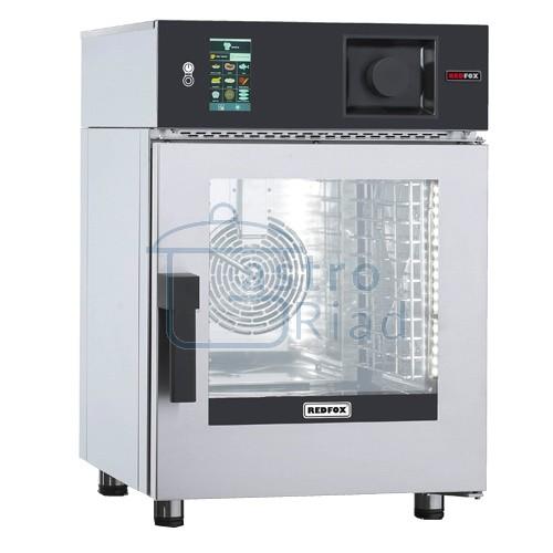 Zobraziť tovar: Konvektomat el. 6xGN1/1, nástrekový, programovateľný,, MSDBD-0611E, RM GASTRO