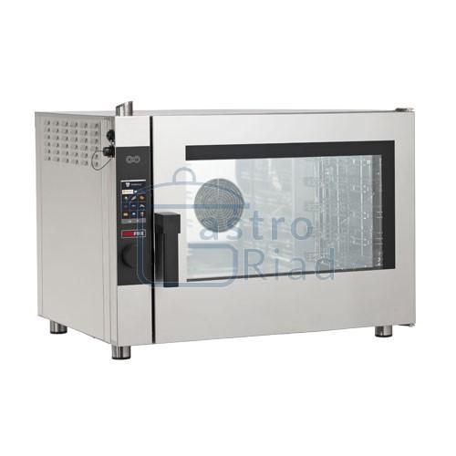 Zobraziť tovar: Konvektomat el. 5xGN1/1, nástrekový, programovateľný, EPD-0511EAM, REDFOX