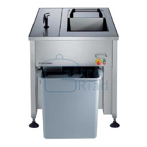 Zobraziť tovar: Drvič odpadu s odstredivkou a lisom, 300kg/h, WMSCP-30F