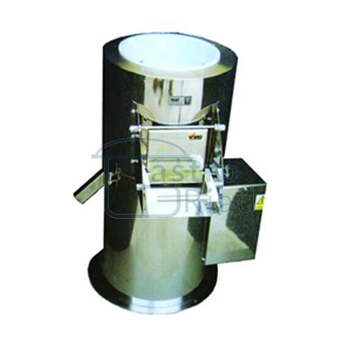 Zobraziť tovar: Škrabka zemiakov, nerezová, náplň 20kg, kapacita 300kg/h, ŠKBZ-20N