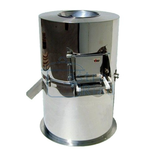 Zobraziť tovar: Škrabka zemiakov, nerezová, náplň 40kg, kapacita 450kg/h, ŠKBZ-40N