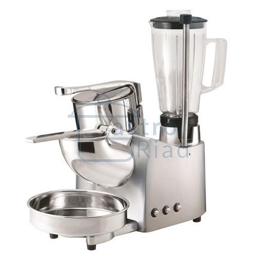 Zobraziť tovar: Mixér multifunkčný odšťavovač, drvič, mixér, G-110/TFA-3P