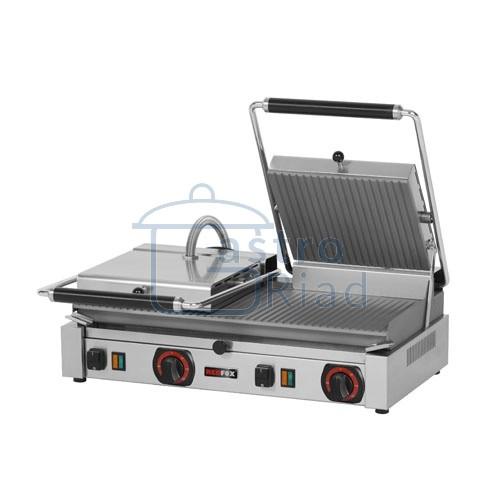 Zobraziť tovar: Gril kontaktný el. ryhovaný, 400V, PD-2020R