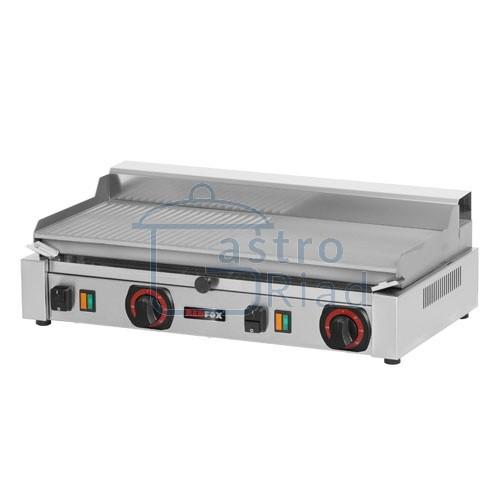 Zobraziť tovar: Platňa smažiaca el. hladká / ryhovaná, 230V, PD-2020MB