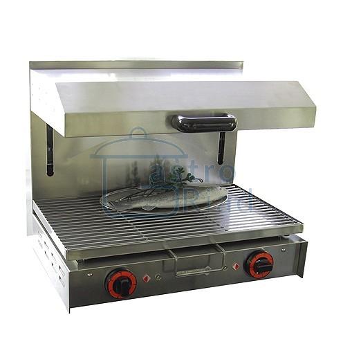 Zobraziť tovar: Salamander el.,posuvný, 2 výhrevné zóny, SL-600ET