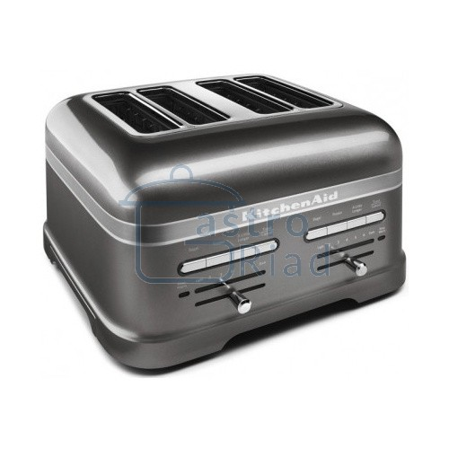 Zobraziť tovar: Toaster Kitchen Aid 4-komorový, 5KMT-4205EMS