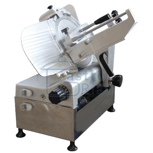 Zobraziť tovar: Stroj nárezový poloautomat 300, GXE-300/R