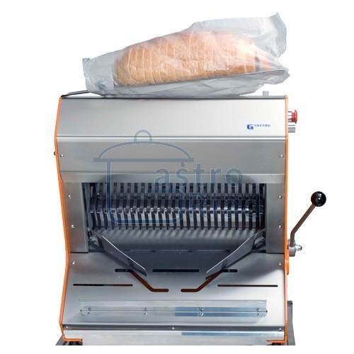 Zobraziť tovar: Krajač chleba pilkový, 130 chlebov/h, KSZA-15/215