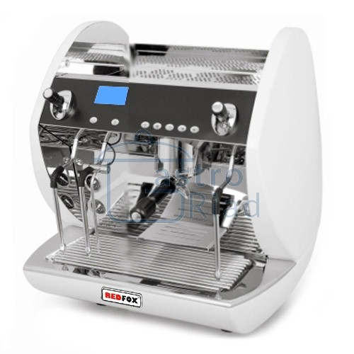 Kávovar 1 páka, Turbo steamer, 100káv/h