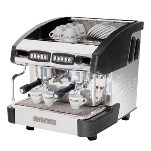 Zobraziť tovar: Kávovar 2 páky, 200káv/h, EMC-2P/B