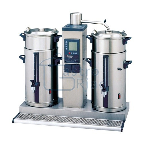 Výrobník horúcej vody, filtrovanej kávy