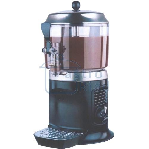 Zobraziť tovar: Výrobník čokolády 5 l čierny, GV-5/čierny