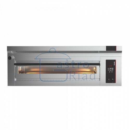 Zobraziť tovar: Pizza pec 1x9, celošamot., el. programovateľná, D9-Pyralis-FRC