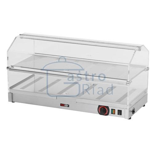 Zobraziť tovar: Vitrína ohrevná, VEC-820