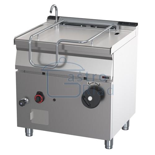 Zobraziť tovar: Panva smažiaca plyn. nerezová 50 l, 800/700, BR70/80G/N