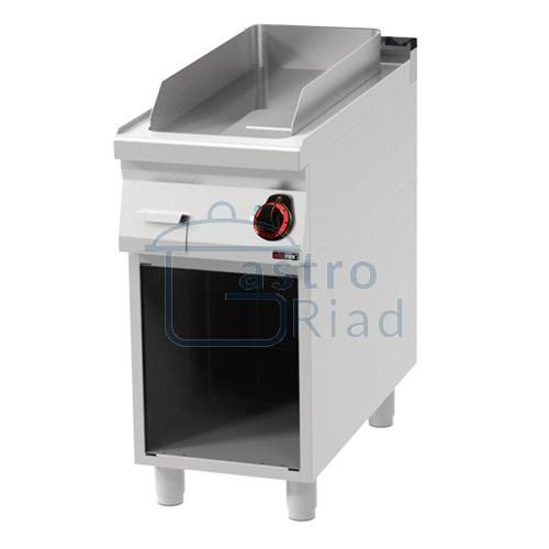 Zobraziť tovar: Platňa smažiaca el. hladká, 400/900, FTH-90/40E