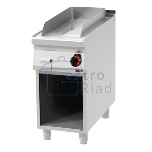 Zobraziť tovar: Platňa smažiaca el. hladká chróm., 400/900, FTHC-90/40E