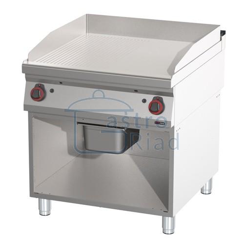 Zobraziť tovar: Platňa smažiaca plyn. kombin., 800/900, FTHR-90/80G