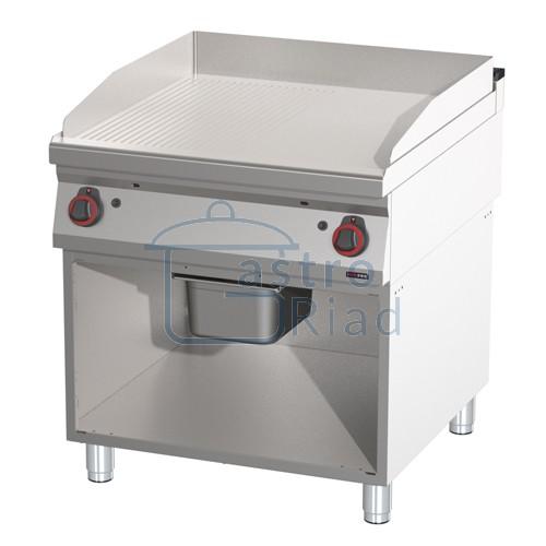 Zobraziť tovar: Platňa smažiaca plyn. kombin. chróm., 800/900, FTHRC-90/80G