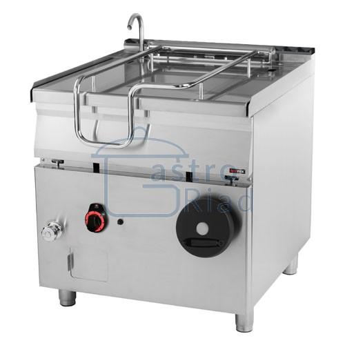 Zobraziť tovar: Panva smažiaca plyn. 80 l, 800/900, BR-90/80G