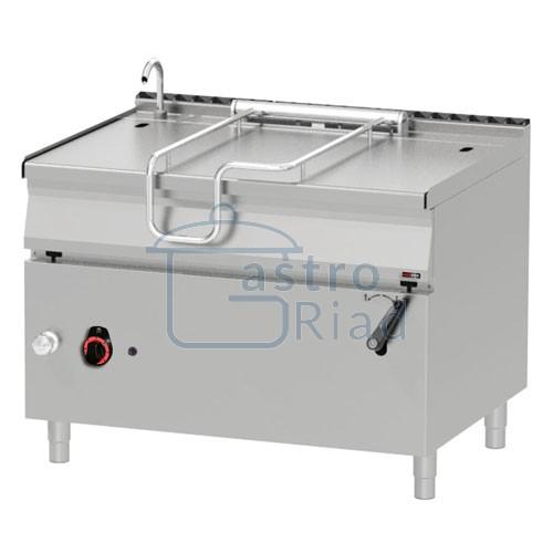 Zobraziť tovar: Panva smažiaca plyn. nerezová 120 l, 1200/900, BR-90/120G/N