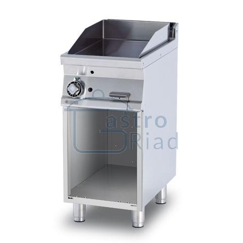 Zobraziť tovar: Platňa smažiaca plyn. hladká, 400/700, FTL-74G