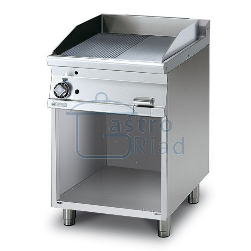 Zobraziť tovar: Platňa smažiaca plyn. kombin., 600/700, FTLR-76G