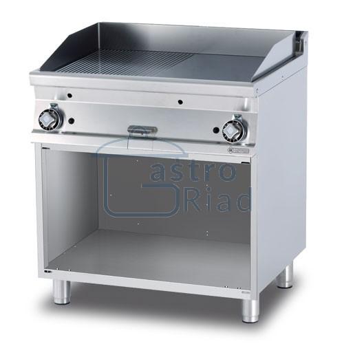 Zobraziť tovar: Platňa smažiaca plyn. kombin., 800/700, FTLR-78G