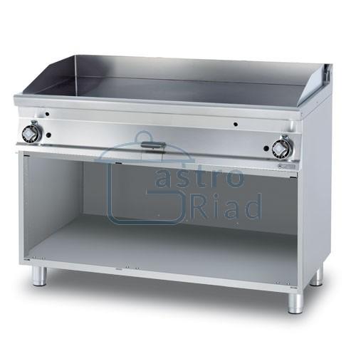 Zobraziť tovar: Platňa smažiaca plyn. hladká, 1200/700, FTL-712G