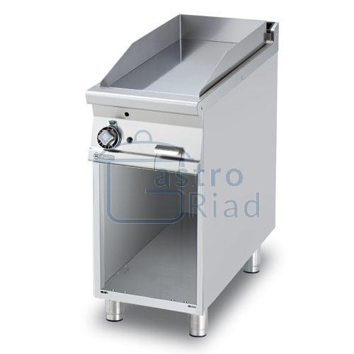 Zobraziť tovar: Platňa smažiaca plyn. hladká, 400/900, FTL-94G