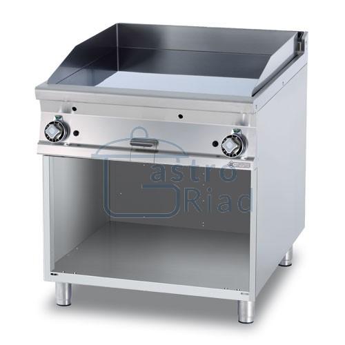 Zobraziť tovar: Platňa smažiaca plyn. hladká, 800/900, FTL-98G
