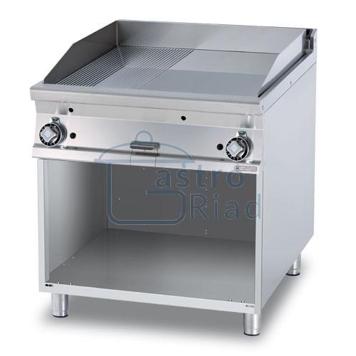 Zobraziť tovar: Platňa smažiaca plyn. kombin., 800/900, FTLR-98G