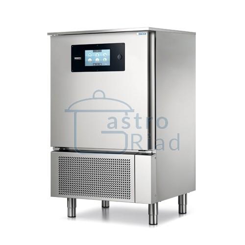 Zobraziť tovar: Multif. šoker/nízkoteplotná rúra, 8xGN1/1, INFINITY-0811