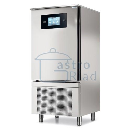 Zobraziť tovar: Multif. šoker/nízkoteplotná rúra, 10xGN1/1, INFINITY-1011