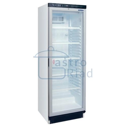 Zobraziť tovar: Chladnička biela presklená ventilovaná 372 l, FS-1380
