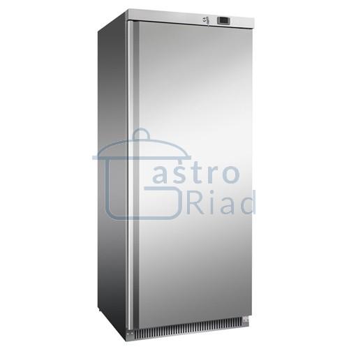 Zobraziť tovar: Chladnička nerezová ventilovaná 570 l, DR-600S