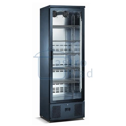 Zobraziť tovar: Chladnička čierna preskl. ventil. 292 l, SGD-300