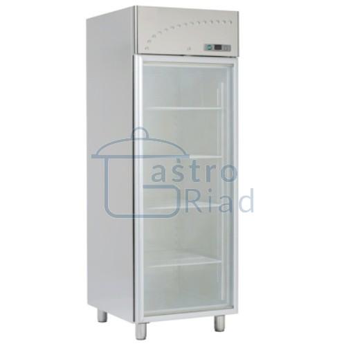 Zobraziť tovar: Chladnička nerez. presklená ventil. 700 l, LS-70SV
