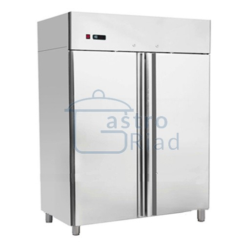 Zobraziť tovar: Chladnička nerezová ventilovaná, 1300 l, MN-1300