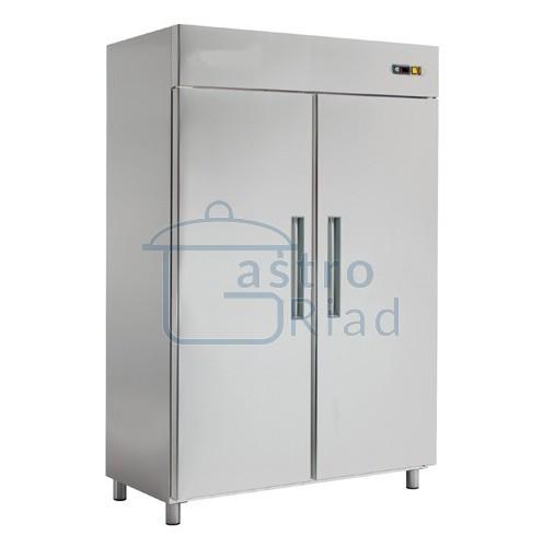 Zobraziť tovar: Chladnička nerez. dvojdverová ventil. 1400 l, RT-1400