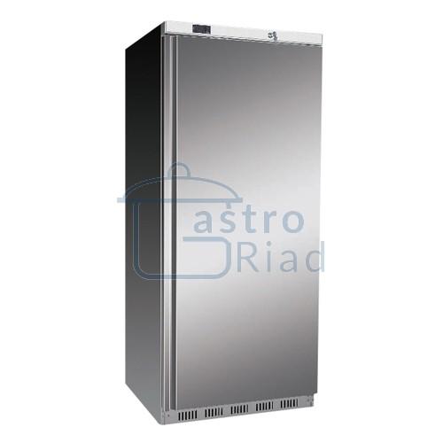 Zobraziť tovar: Mraznička nerezová statická 570 l, HF-600S