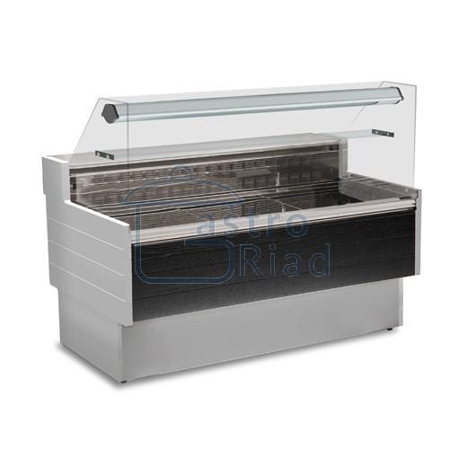 Zobraziť tovar: Vitrína chladiaca 249 l, KIBUK-150VD
