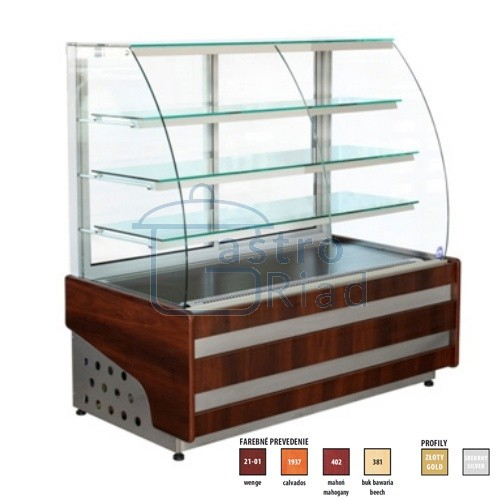 Zobraziť tovar: Vitrína chladiaca 570 l, WCH1/C-ESTERA-134