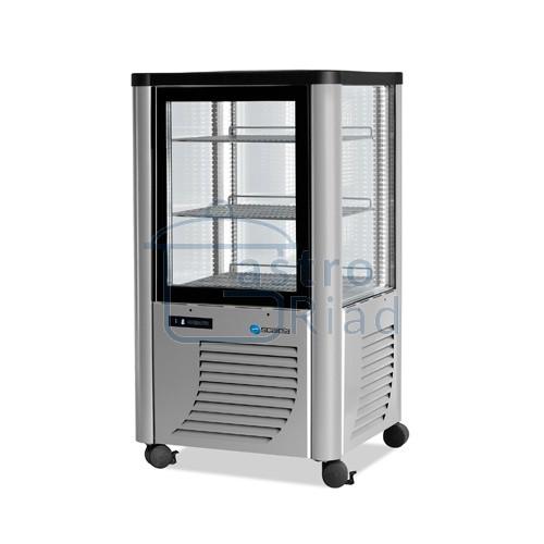 Zobraziť tovar: Vitrína chladiaca, roštové police, 230 l, ERF-230 strieb.
