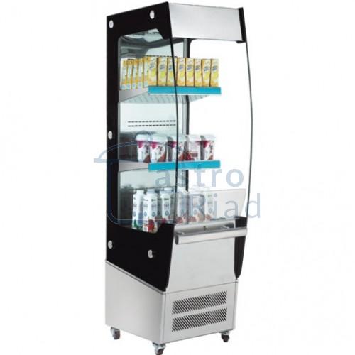 Zobraziť tovar: Vitrína chladiaca prístenná nerezová 180 l, RTS-180