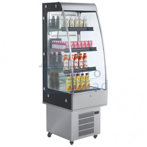 Zobraziť tovar: Vitrína chladiaca prístenná nerezová, 250 l, RTS-250